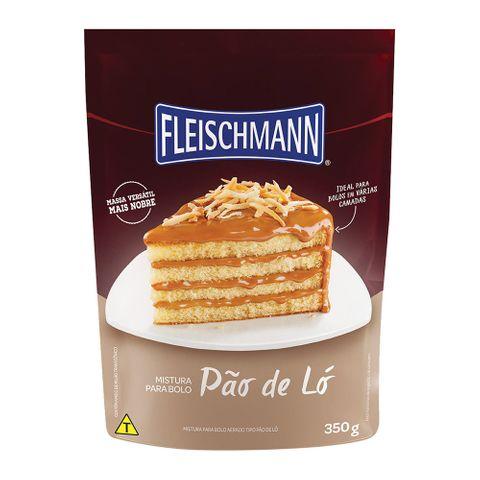 Mistura para Pão de Ló 350g - Fleischmann