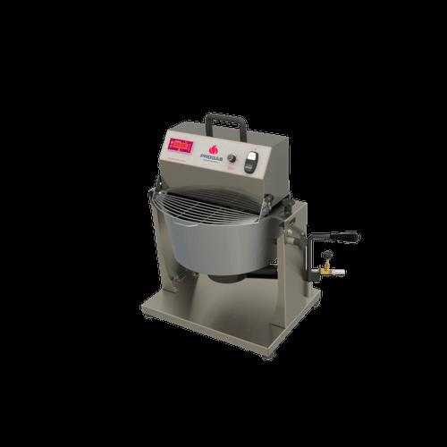 Misturadeira Progás, 10 Litros, com Aquecimento, Inox Escovado - PRMQ10 - 220V