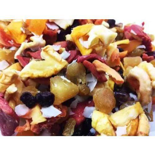 Mix de Frutas Desidratadas com 10 Frutas 1 Kg