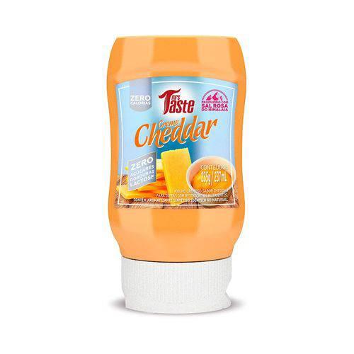 Molho Creme Cheddar - Mrs Taste - 235g