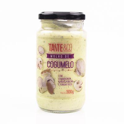Molho de Cogumelo 300g - Taste & Co