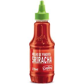Molho de Pimenta Sriracha Cepera 270ml