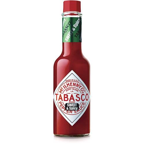 Molho de Pimenta Sweet & Spicy 150ml - Tabasco