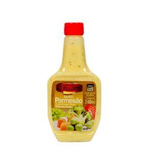Molho de Salada Parmesão Oruam 240mL