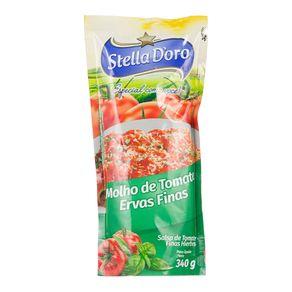 Molho de Tomate Ervas Finas Stella Doro 340g