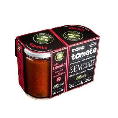 Molho de Tomate Manjericão 300g - Fusão Gourmet
