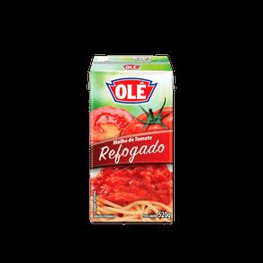 Molho de Tomate Olé Refogado 520g (Tetra Pak)