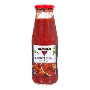 Molho de Tomate Passata Hemmer 680g