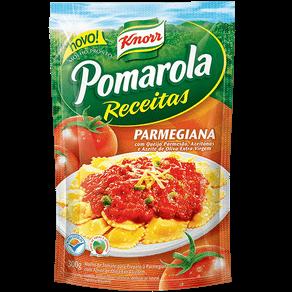 Molho de Tomate Pomarola Receitas Parmegiana 300g (Sachê)