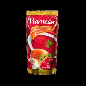 Molho de Tomate Pramesa Refogado 340g (Sachê)