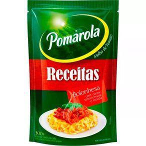 Molho de Tomate Receitas Sabor Bolonhesa Pomarola 300g