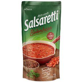Molho de Tomate Salsaretti Sabor Bolonhesa 340g
