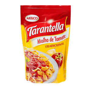 Molho de Tomate Tarantella Tradicional 340g (sachê)