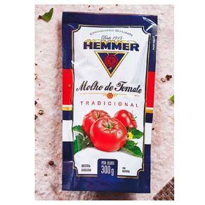Molho de Tomate Tradicional com Cebola Originale Hemmer 300g