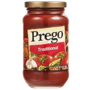 Molho de Tomate Tradicional Prego 396g