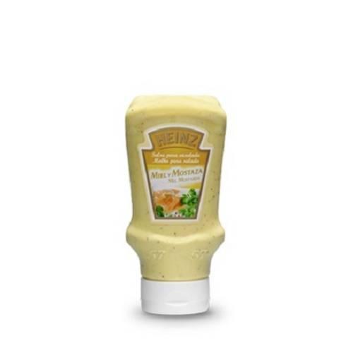 Molho para Salada Mel e Mostarda Heinz 400ml