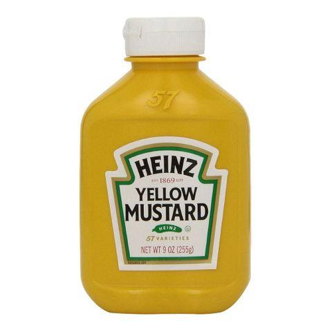 Mostarda Heinz Yellow 255g