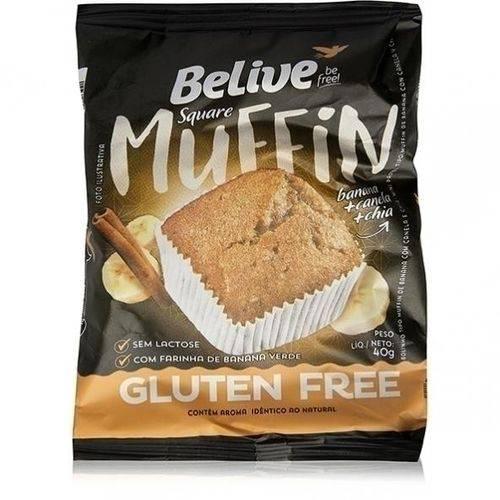 Muffin, Banana, Canela e Chia