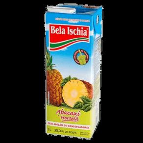 Néctar Bela Ischia Misto Abacaxi e Hortelã 1l