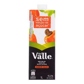 Néctar de Caju Del Valle 1 Litro