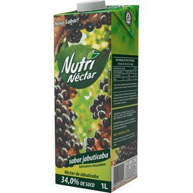 Néctar de Jabuticaba Nutri Néctar 1L