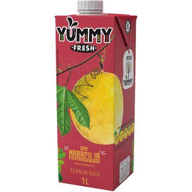 Néctar de Maracujá Yummy Fresh 1L