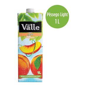 Néctar Light de Pêssego Del Valle 1 Litro