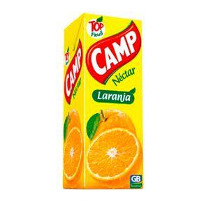 Néctar Sabor Laranja Camp 1 Litro