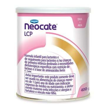 Neocate Danone LCP 400g