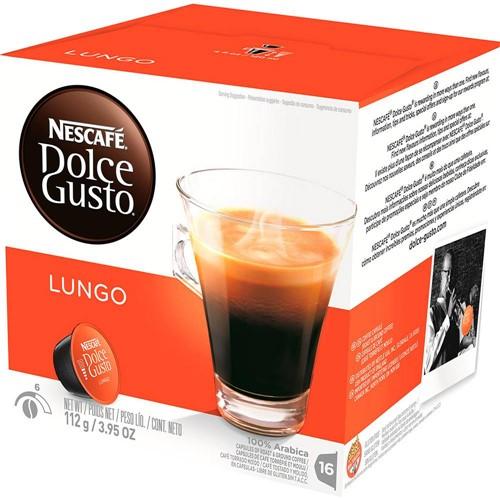 Nescafé Dolce Gusto Lungo - C/16 Cápsulas