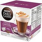 Nescafé Dolce Gusto Choco Caramel 16 Cápsulas (8 Leite + 8 Choco Caramel) - Nestlé
