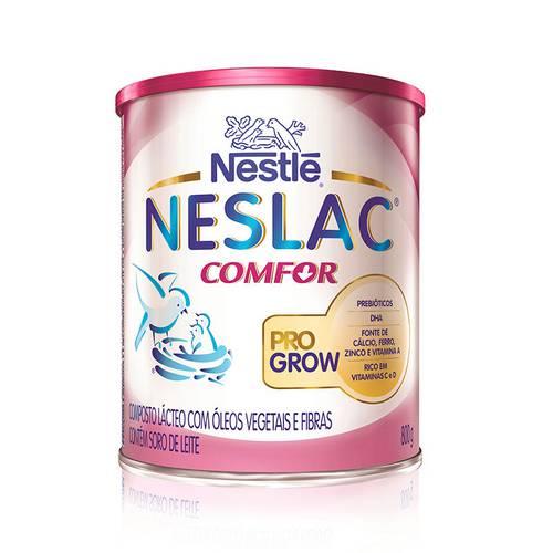 Nestlé Neslac Comfor Lata 800g