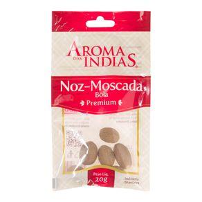 Noz Moscada Bola Premium Aroma das Índias 20g