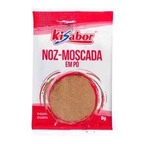Noz Moscada em Pó Kisabor Aroma das Índias 8g