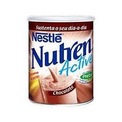 Nutren Active Chocolate 400g - Nestlé