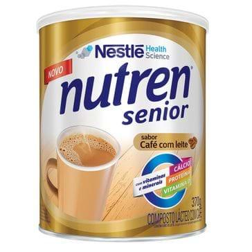 Nutren Senior Nestle Nutrition Café com Leite 370g