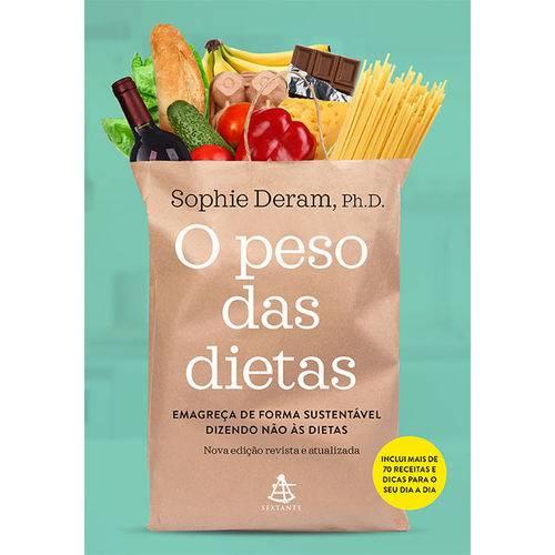 O Peso das Dietas - 1ª Ed.