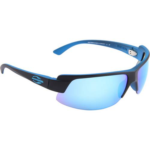 Óculos de Sol Mormaii Masculino Gamboa Air III Azul / Cinza Único