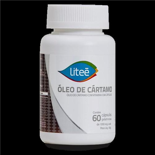 Óleo Cartamo 60 Cápsulas Liteé