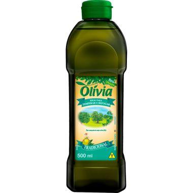 Óleo Composto Tradicional Olívia 500mL