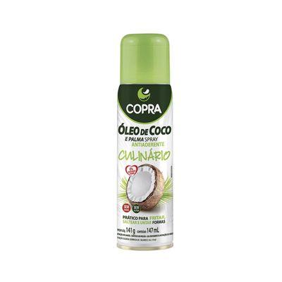 Óleo de Coco e Palma Spray 147ml - Copra