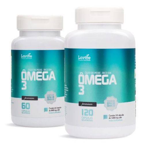 Omega 3 - 60 Capsulas