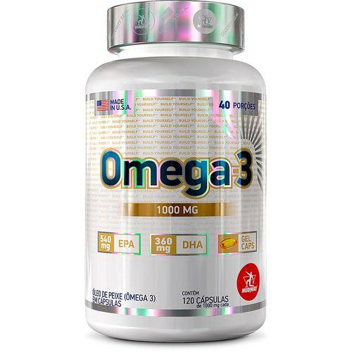 Omega 3 120 Cáps Natural