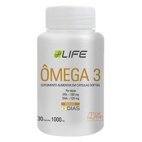 Ômega-3 (1000mg) - 30 CÁPSULAS