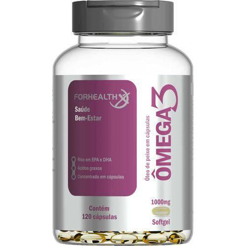 Omega 3 1000mg (120 Caps) - Forhealth