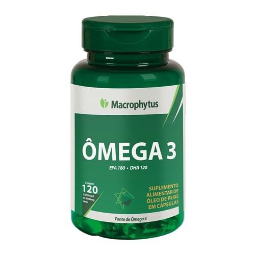 Omega 3 1000mg 120cps Macrophytus