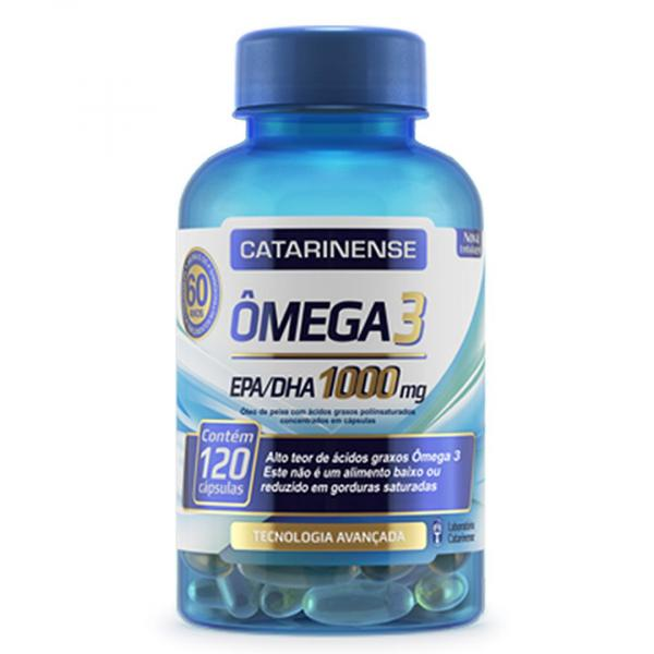 Ômega 3 Catarinense - 1000mg 120 Cápsulas