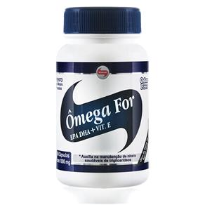 Ômegafor - 60 Cápsulas