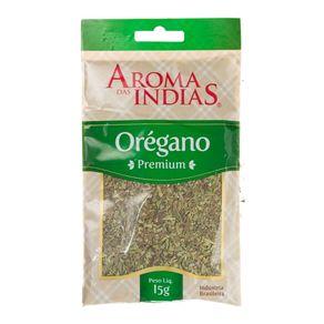 Orégano Aroma das Índias 15g