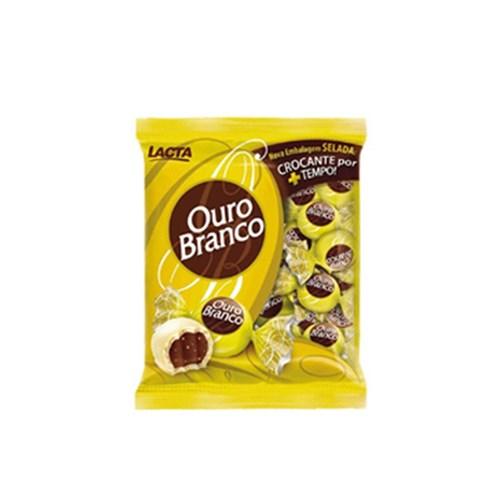 Ouro Branco - Bombom de Chocolate - Pacote 1kg